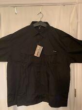 NWT Blackhawk Warrior Wear Black Tactical Long Sleeve Shirt  Size 3XL