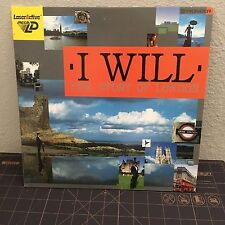 I WILL THE STORY OF LONDON Sega Mega LD Laserdisc Video Game Pioneer LaserActive