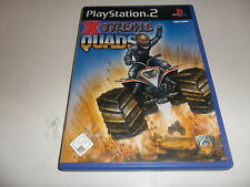 PlayStation 2  PS 2  X-treme Quads