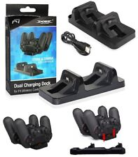 Dual USB Controller Charger Charging Stand Station Dock for PS4 Dual shock