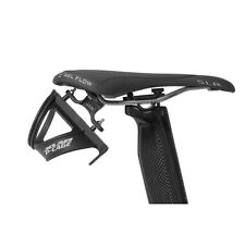 X-Lab Delta Wing 100 Rear Water Bottle Cage System-Black-Saddle Mount-P Cage-New