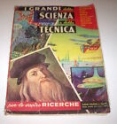 Album Figurine Grandi scienza e Tecnica Ed. Dell'Arte 1969 9 mancanti su 412