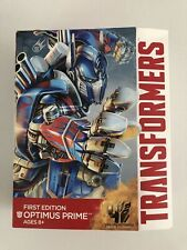 New Transformers AOE First Edition Optimus Prime
