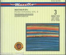 Beethoven: Sonate Per Pianoforte (Piano Sonatas) Volume 2 / Glenn Gould - CD