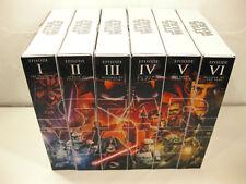 Star Wars - Episode 1-6 Digital Commemorative Saga Collection Hasbro 24 Figuren