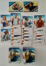 2016 USA OLYMPIC CARD SET * GOLD * SILVER * BRONZE* INSERTS * EXTRAS