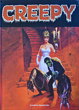 CREEPY ARCHIVES *Spanish Version* Volume #8 Hardcover 1st Edition