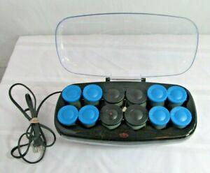 Conair Xtreme Instant Heat Hot Rollers CHV14XR  Jumbo Super Jumbo Hair Curlers