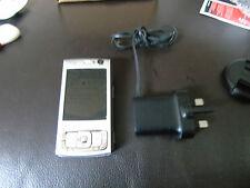 Nokia N95 - Silver (EE Locked) Smartphone