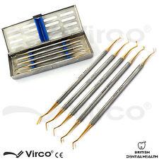 Amalgame de Set Composite, remplissage des outils de dentisterie avec plateau de stérilisation Rack