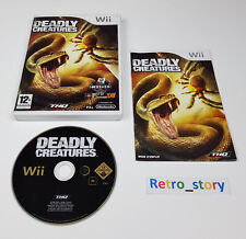 Nintendo Wii - Deadly Creatures - PAL - FRA