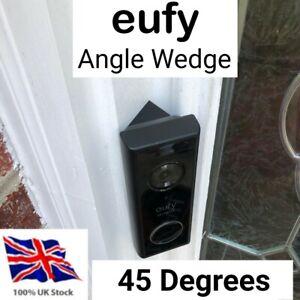 Eufy Mounting Bracket Shim 45 Degrees Wedge for T8210 2K Wireless Video Doorbell