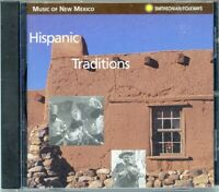 Music of New Mexico: Hispanic Traditions Various Artists 1992 CD spanish