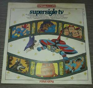"""""""SuperSigle Tv"""" Lp 33 Giri Fonit Cetra Anni 70"""