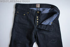 PRPS Goods & Co Rambler Men Jeans Distressed washed Destroyed Jeans size 31
