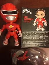 The Loyal Subjects  Power Rangers Toys R Us 1/96 Oozed Red Ranger *CHASE*