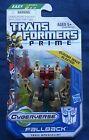 Transformers PRIME CYBERVERSE LEGION FALLBACK MOSC SEALED 2011