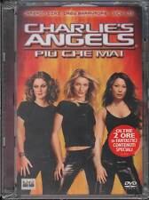 Charlie's Angels Più Che Mai DVD Crystal Box Cameron Diaz / Demi Moore Nuovo Sig