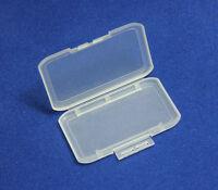 10 pcs Long MS Memory Stick/PRO Hard Plastic Protective Jewel Cases