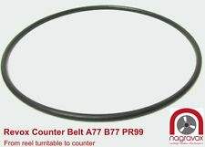 Revox long black Counter Belt A77   B77   PR99