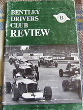 BENTLEY DRIVERS CLUB REVIEW NOV 1972 #106 FINMERE KEEP DRY ENGLEFIELD ACTION