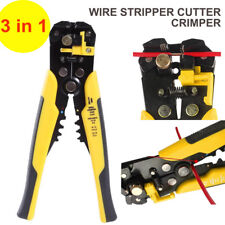 Automatic Cable Wire Stripper Cutter Electric Multifunctional Tool Crimper Plier