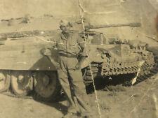 WK 2 Foto Panzer