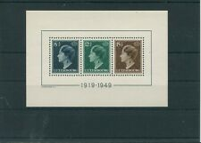 Luxembourg Vintage Yearset Yearset 1949 Mi. Block 7 Mint MNH More Sh Shop