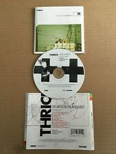 Thrice – The Artist In The Ambulance CD (2003) Island Records Canada