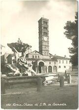 ROMA - CHIESA DI S.M.IN COSMEDIN 1954