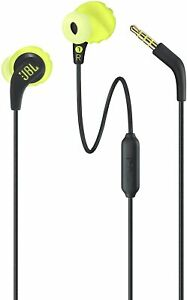 JBL Endurance RUN Headphones Sweatproof Sports In-Ear w/ One-Button Remote & Mic