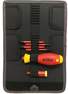 **CLEARANCE** WIHA Torque Screwdriver Kit and Bit Set (SlimVario)