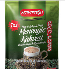 Turkish Menengic Coffee Express Terebinth Bittim Pistacia,POWDER 2 x 200gr