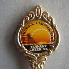 The Outback Caravan Park Tennant Creek NT EPA1 Souvenir Spoon Teaspoon