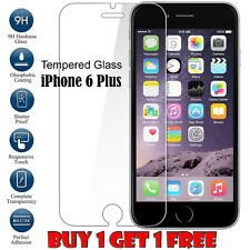 100 Genuine Tempered Glass Screen Protector Protection Film for iPhone 6s & 6
