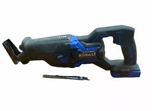 Kobalt KXRS 124B-03  Brushless Reciprocating Saw Cordless 24V Max Tool Only