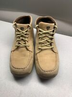 Red Wing Itasca Leather Lace-Up Moc Toe