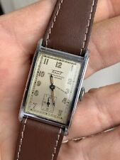 Vintage Tissot Tank Mens Watch 22x37,5mm Swiss Made