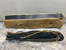 Vintage NOS 1939 1940 Ford Tail Light Braided Loom Wiring Harness Assembly