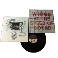 Wings - At The Speed Of Sound *1976:Capitol SW-11525 *Los Angeles Pressing (VG+)