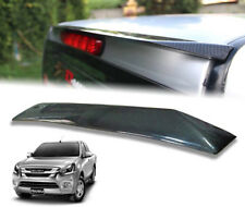 CARBON KEVLAR ROOF WING SPOILER REAR FIT FOR ISUZU D-MAX DMAX 2015ON