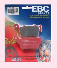 EBC FA208TT Rear Brake pads TM 250 Cross &   250 Enduro models  1995 to 2000