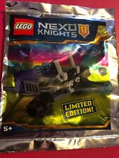 LEGO NEXO KNIGHTS LIMITED EDITION STONE GIANTS GUN 271719