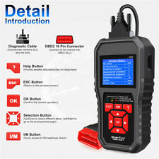 KW850 Check Engine OBD2 Car Scanner Auto Car Diagnostic Tool OBDII Code Reader