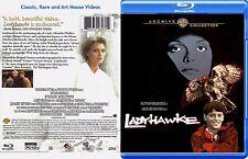 Ladyhawke ~ New Blu-ray ~ Matthew Broderick, Michelle Pfeiffer (1985)
