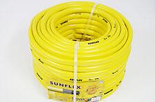 """Gartenschlauch 3/4"""" 50m gelb 3-lagig Wasserschlauch Qualitätsschlauch neu S3450"""