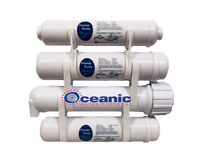 "Portable RO XL Reverse Osmosis Water Filter System 75 GPD | 4-Stage 2.5"" x 12"""