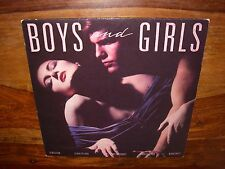 33 TOURS / LP--BRYAN FERRY--BOYS AND GIRLS--1985