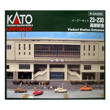 NEW Kato N Scale KIT Double Track Entrance Viaduct Station 23-230