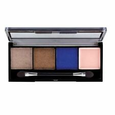 MUA Make up Academy Elemental Metallic Eyeshadow Palette Set Applicator